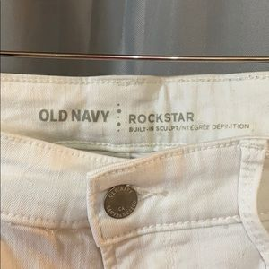 Old Navy Jeans - White jeans